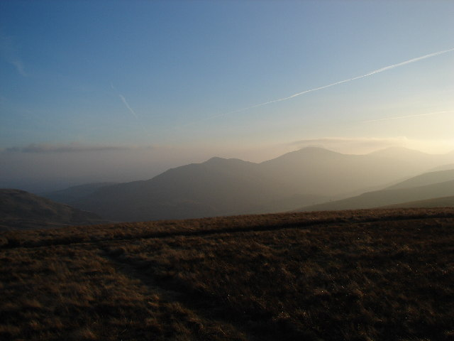 South from Capelaw Hill
