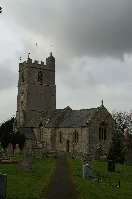 Blessed Virgin Mary Church, Woolavington