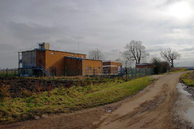 Anglian Water Pumping Station
