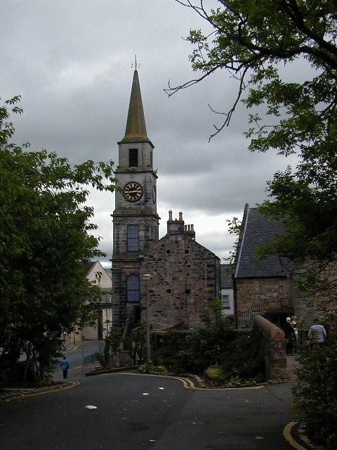 Kirkintilloch Cross Clock