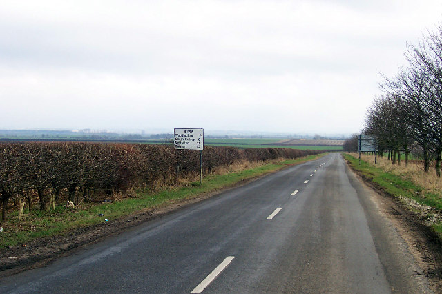 The Road to Waddingham
