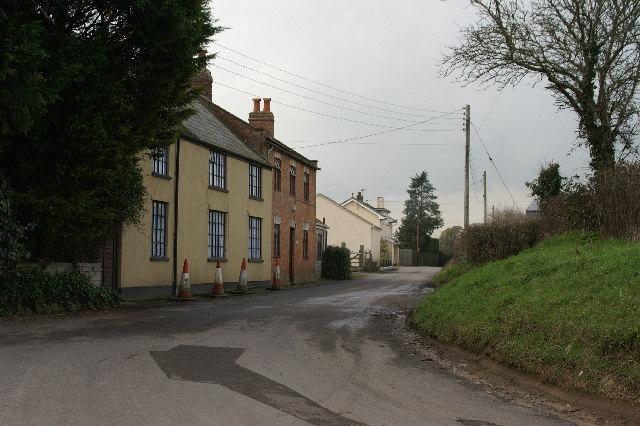 Bradney Village