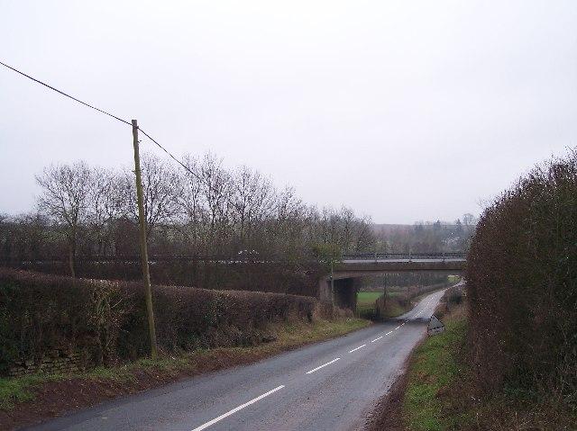 M50 Bridge