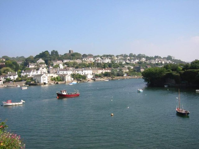 Northern side of Newton Creek from Noss Mayo