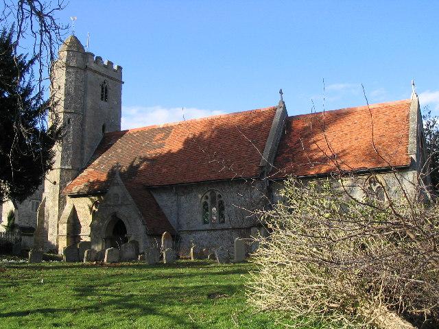 St. Peter's Church, Little Wittenham