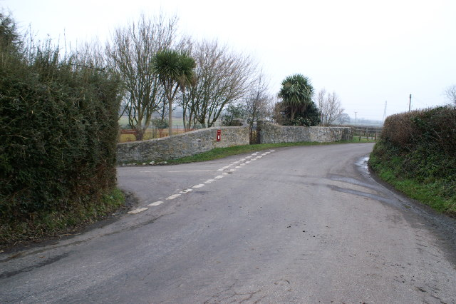 Road Junction near Wick
