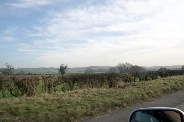Hills near Little Chesterford
