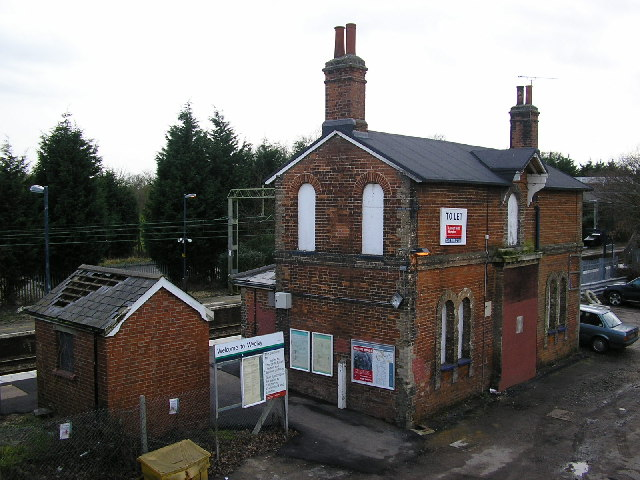 Weeley railway station