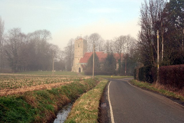 Rickling Church