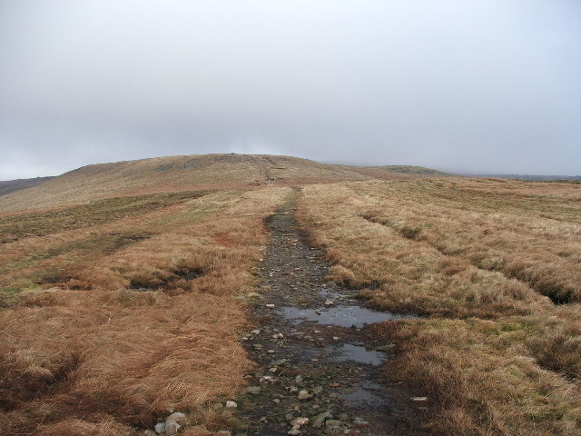 Crag End Beacon.
