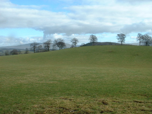 Farmland near Hutton Roof