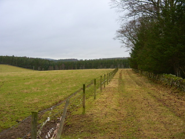 Farmland near Park