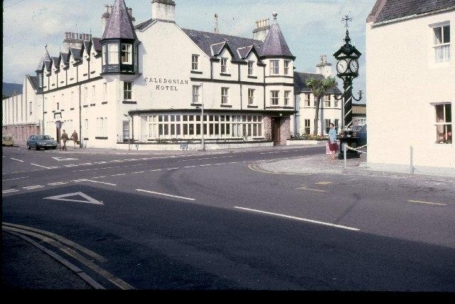 Caledonian Hotel, Ullapool