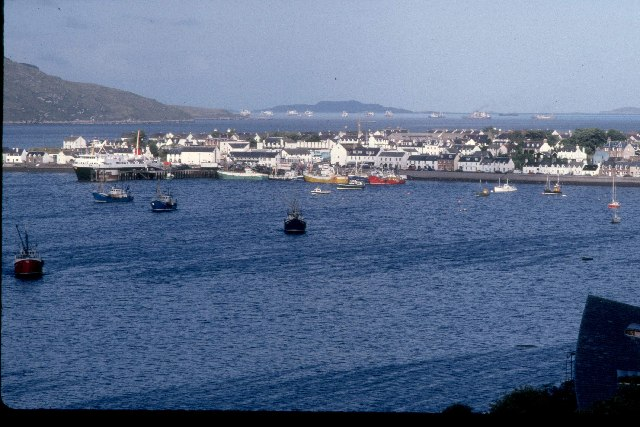 Ullapool from the South East