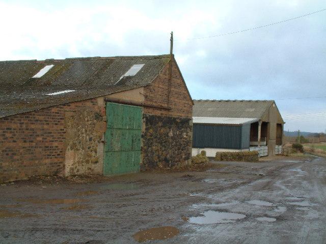 Middle Balbeggie Farm