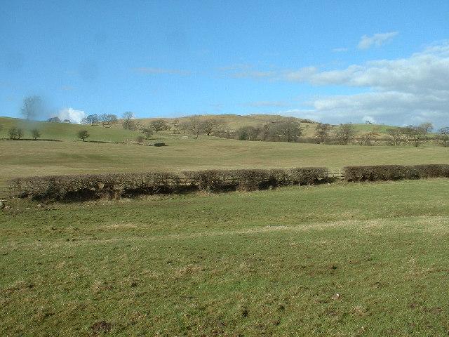 Farmland at Lupton