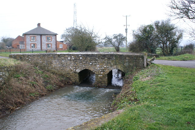 Bridge near Combwich