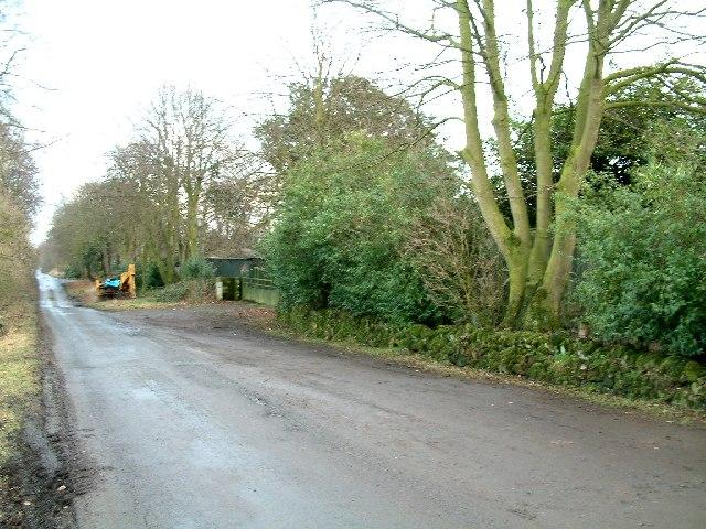 Balbeggie hamlet