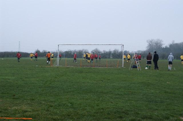 Cannington Football Ground