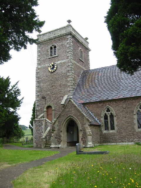 St.Edith's, Church Pulverbatch