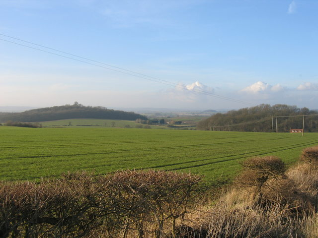 View from Croft Lane