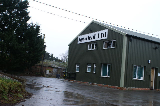 Industrial Unit near Whitnell