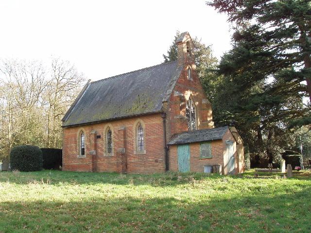 St Paul's Church, Horn Hill