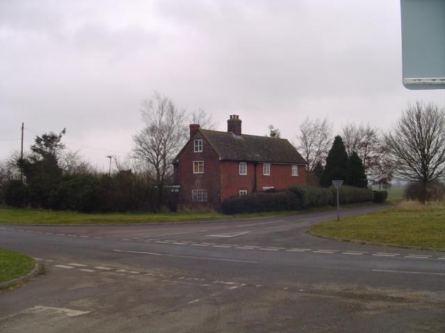 Foxley Corner, near Lydeway  , Devizes