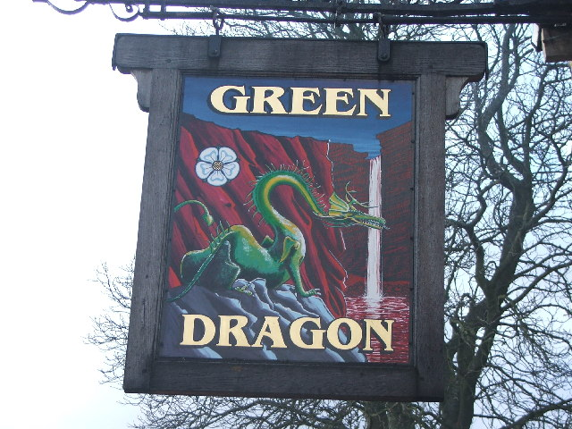 Green Dragon.
