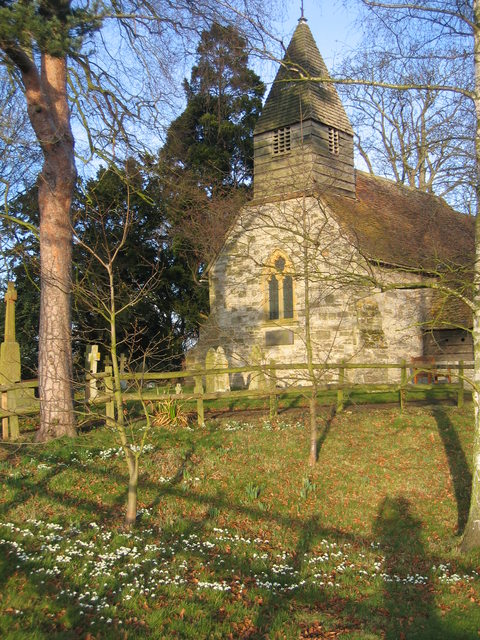 Kinwarton Church