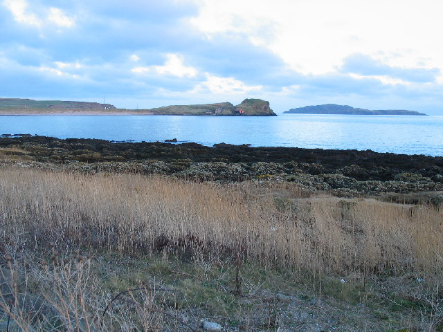 Dunaverty Bay, Southend, Kintyre.