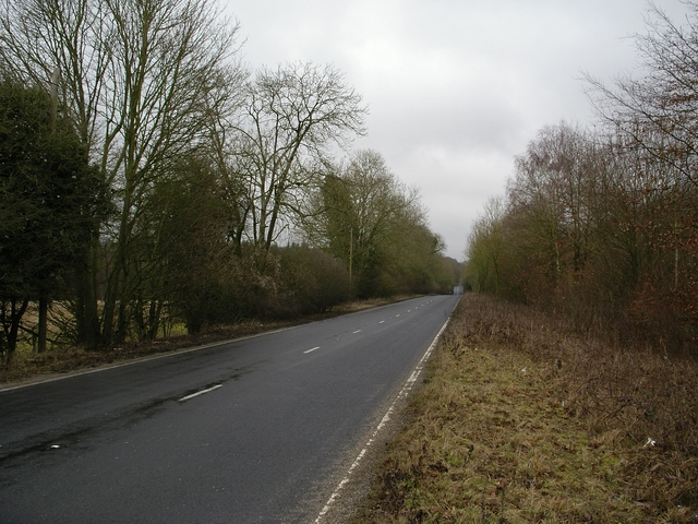 A33 - looking north east