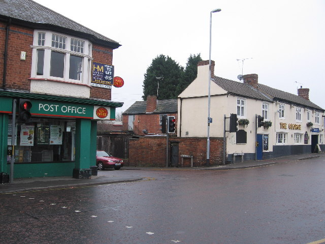 Blaby Village centre