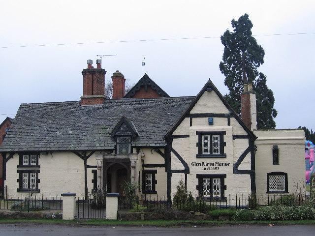Glen Parva Manor House