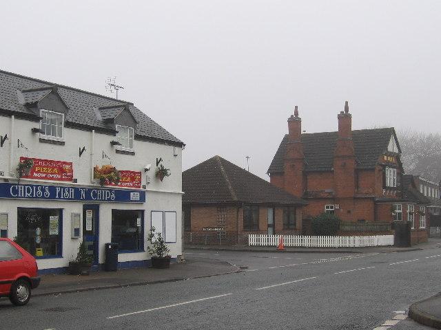 Main Street in Newbold Verdon