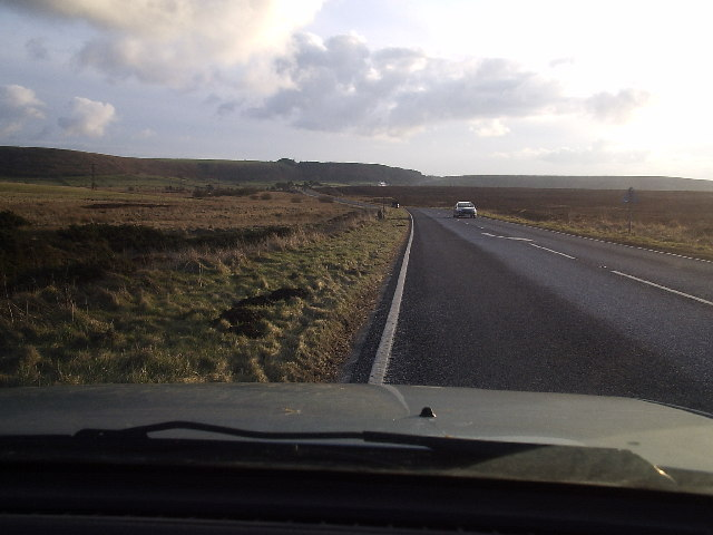 A169 Whitby to Pickering