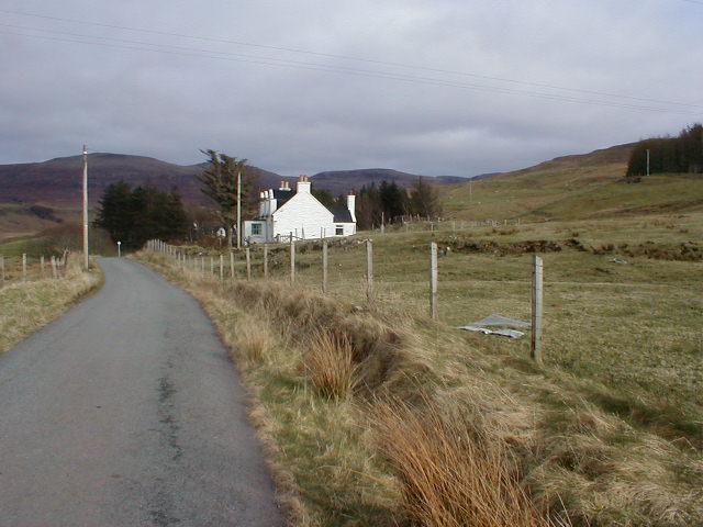 Road to Sheader