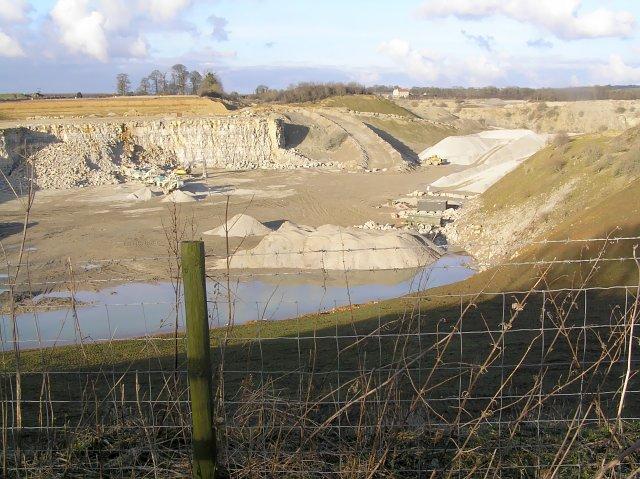Newbridge Quarry - Pickering