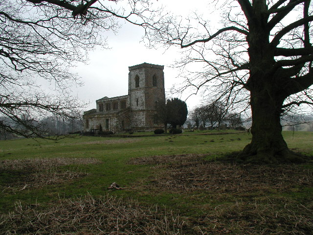 Fawsley Church
