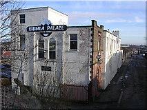 NS6069 : Shimla Palace, Bishopbriggs by Chris Upson