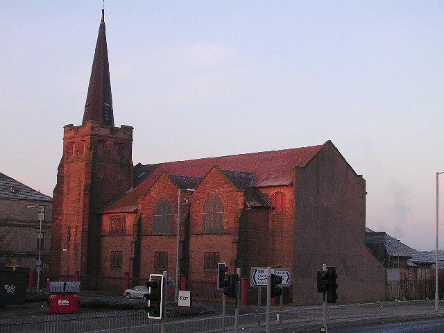 Eastbank Parish Church, Shettleston