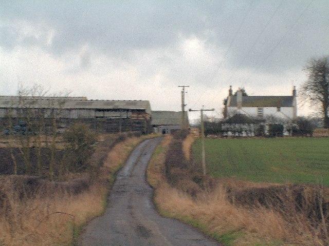 Cowdenlaws Farm