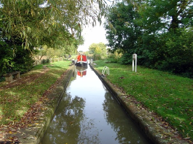 Kidlington Green Lock