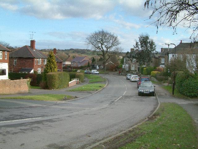 Mickley Lane.