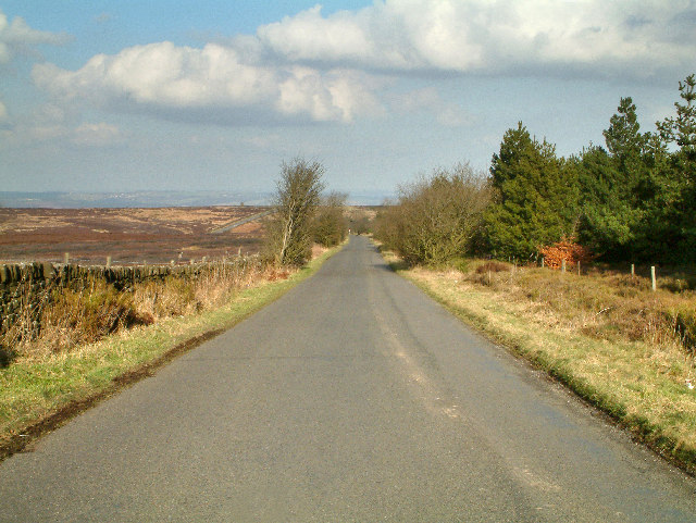 Beeley Moor.