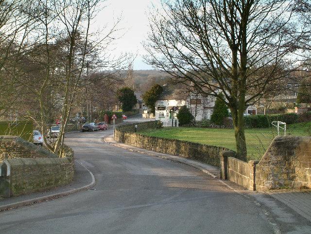 Holymoorside.
