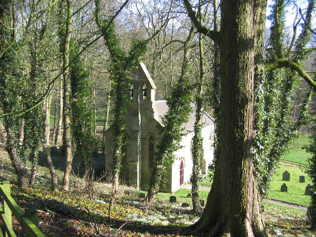 St. Ethelburga's Church, Great Givendale