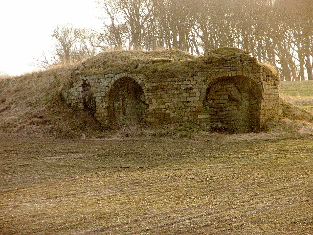 Denwick Lane Lime Kiln