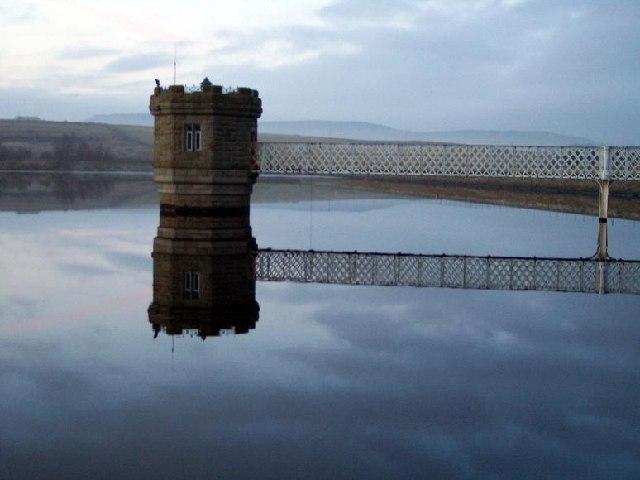 Fontburn Reservoir, Northumberland