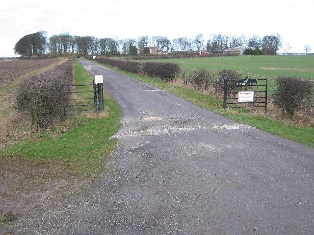 Pluckham Farm
